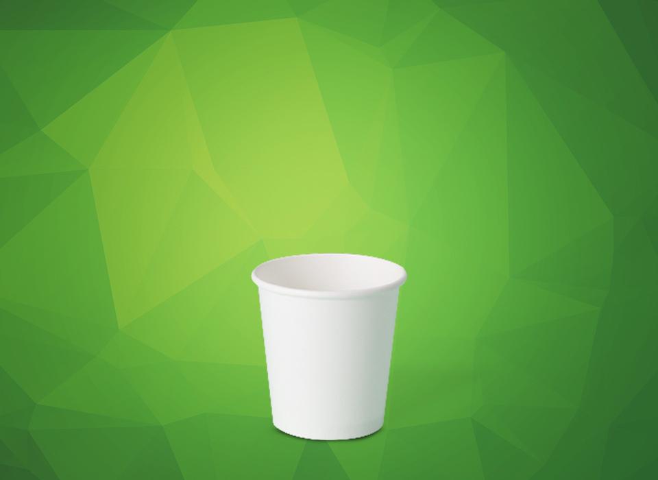 copo de papel descartável 100 ml