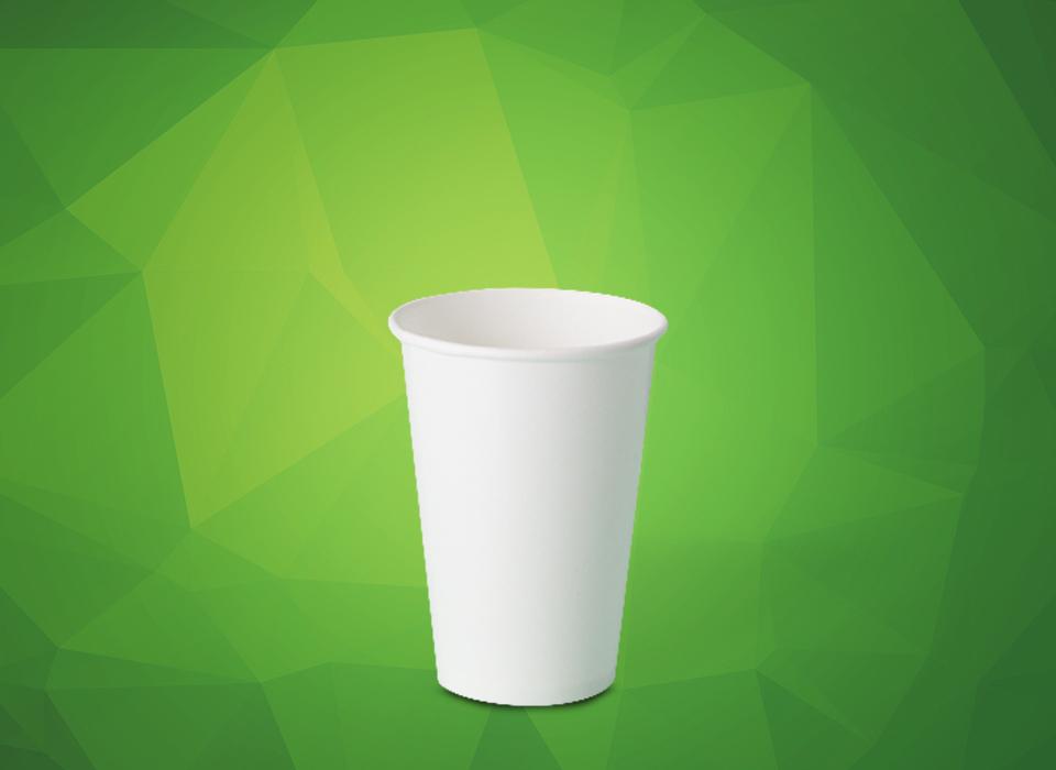 copo de papel descartável 180 ml