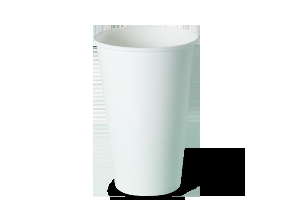copo de papel biodegradável e descartável 500 ml