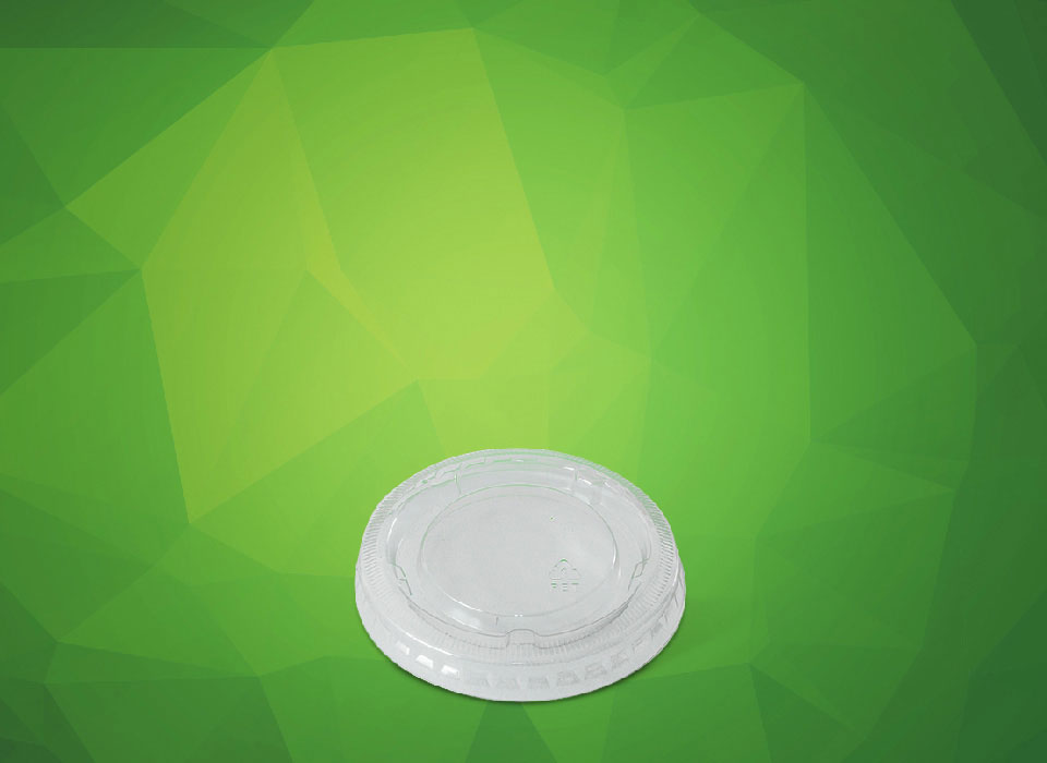 tampa para potes de papel descartáveis