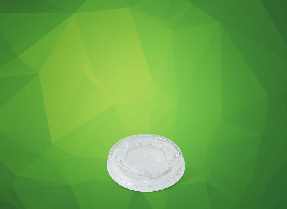 tampa para pote de papel descartável 80 ml