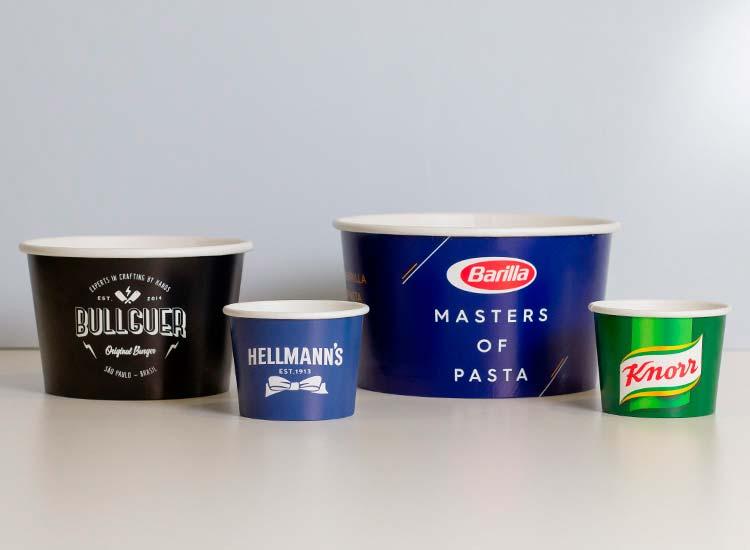 potes promocionais, potes descartáveis de papel, pote de papel para bolo, pote de sorvete, pote de papel para sorvete, sorvete, pote personalizado, pote descartável, pote descartavel com tampa, potes descartaveis, potes personalizados