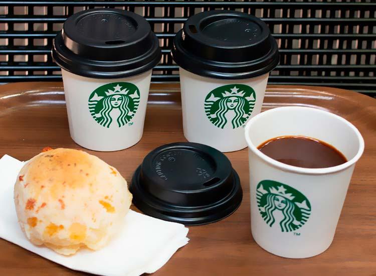 copos de papel para café starbuks
