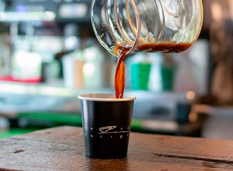 copos personalizados biodegradáveis para café