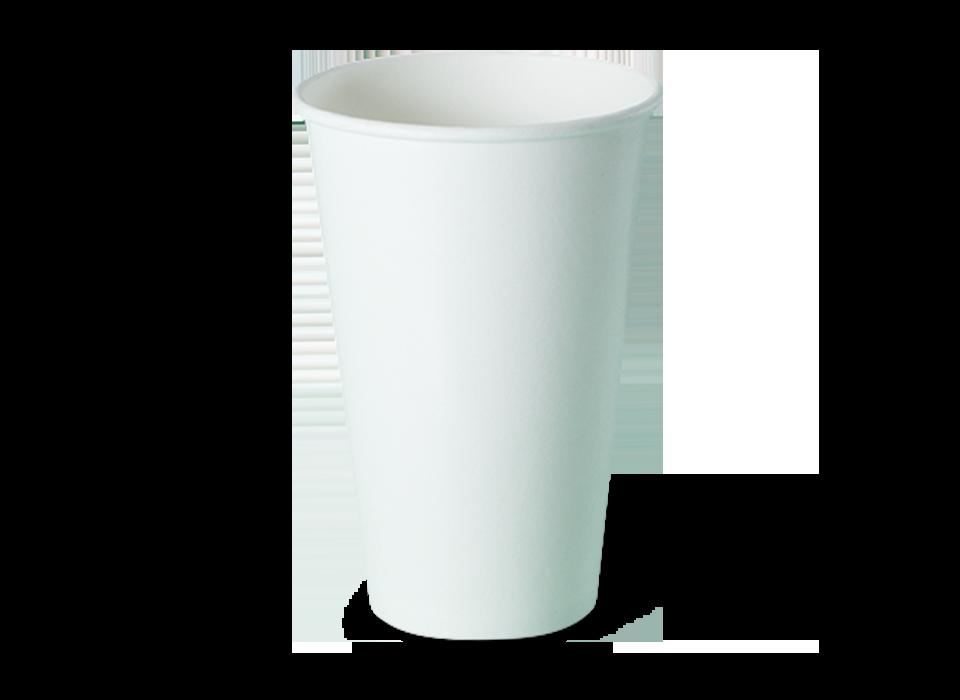 copo de papel descartável branco 1000ml
