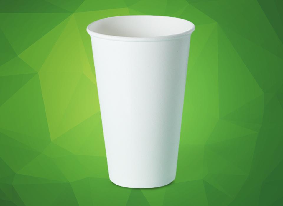 copo de papel descartável 1000ml