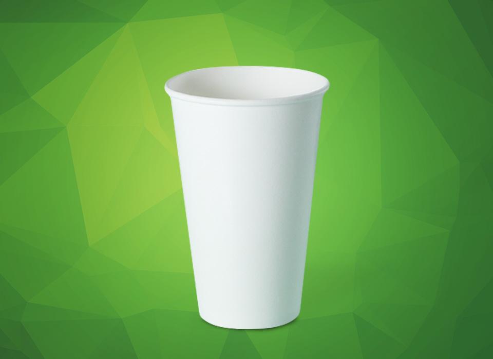 copo de papel descartável 440ml